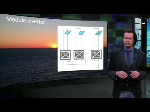 How does an inverter and MPPT of a PV system Work? - Sustainable Energy - TU Delft